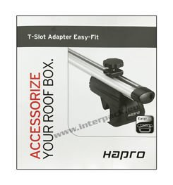 T-profil EF (wsuwki) - adapter do belek z rowkiem T - Inter Pack Carver, Zenith