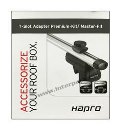 T-profil MF (wsuwki) - adapter do belek z rowkiem T - Inter Pack Traxer, Carver, Zenith