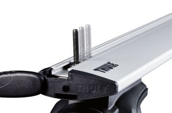 Thule T-track Adapter 696-1 - Mocowania do boxów Thule do oryginalnych belek BMW/Renault